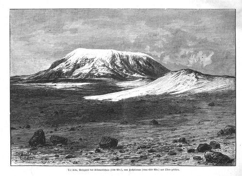 1888 - Der Kibo.
